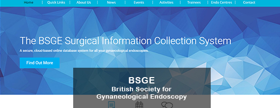The British Society for Gynaecological Endoscopy